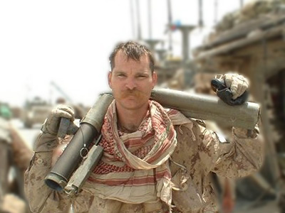Doug Allen, sergent (retraité)