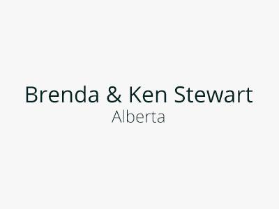 Brenda & Ken Stewart