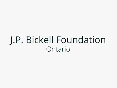 J.P. Bickell Foundation