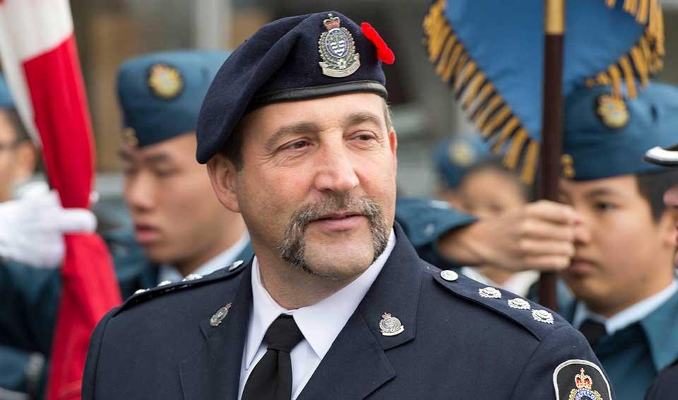 Tony Z Police Officer