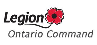 royal canadian legion ontario logo